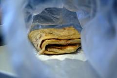 M'semen (Moroccan crêpes)