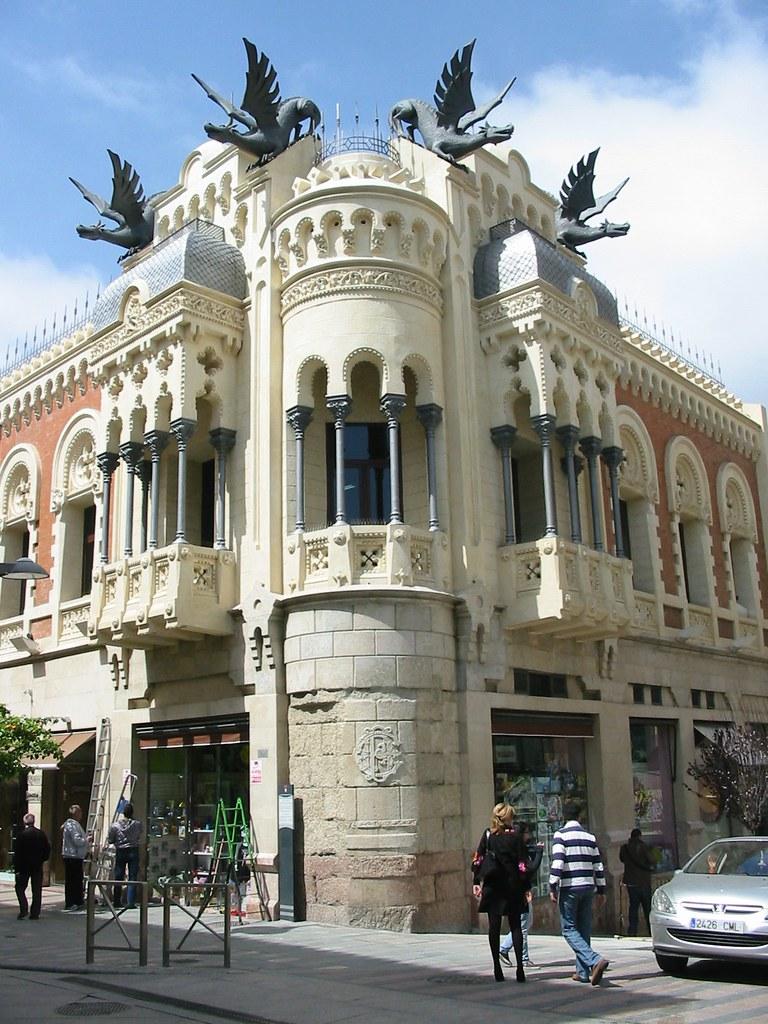 La casa de los dragones, Ceuta