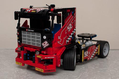Lego 8041 Racing Truck