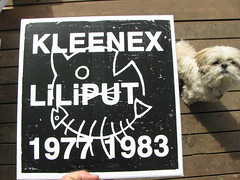 Kleenex/LiLiPUT - 1977-1983 4xLP - Mississippi Records