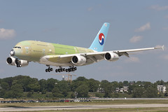 A380-861 Korean Air n5 MSN075 HL7615 (phil.gallerand) Tags: airbusa380 fwwss a380koreanair hl7615 msn075