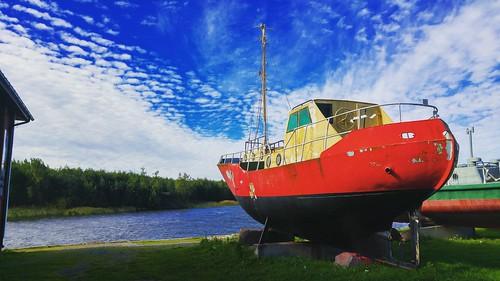 Marine museum in Vaasa