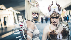Sweet Arrogance (5 sur 8) (Rodoleufeu) Tags: cosplay sweet arrogance démon alien créature