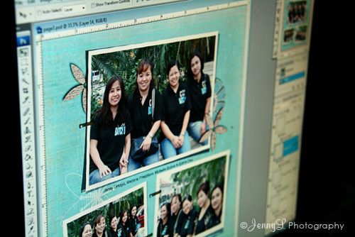 PROJECT 365: Another Photobook in the making