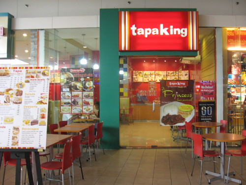 Tapa King Blogged