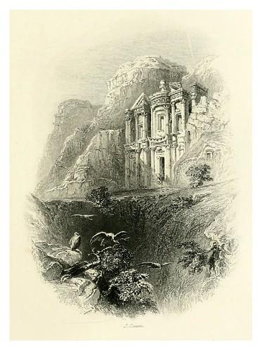 020- El Deir-Bartlett, W. H. 1856