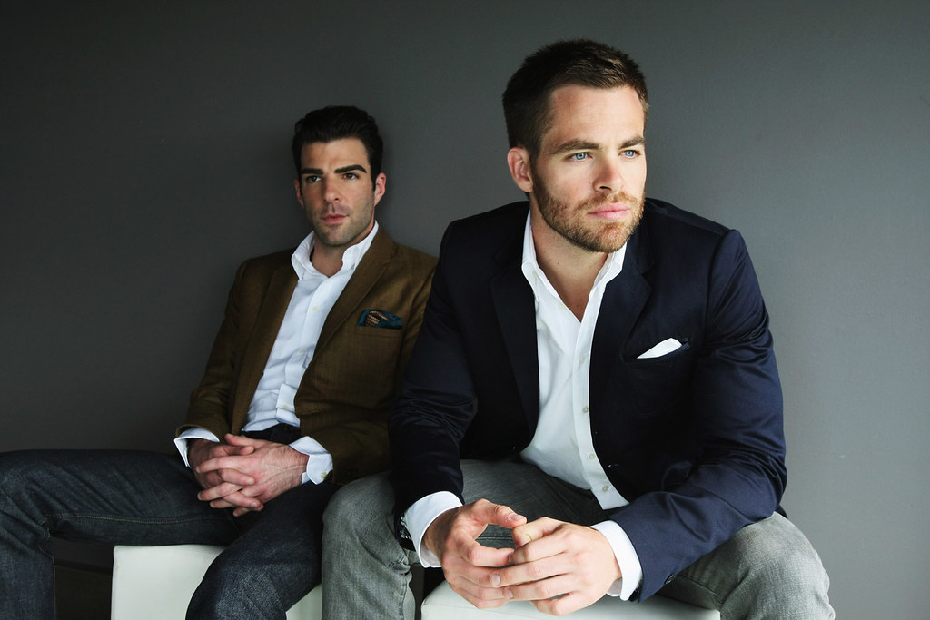 usada_Zachary Quinto Chris Pine