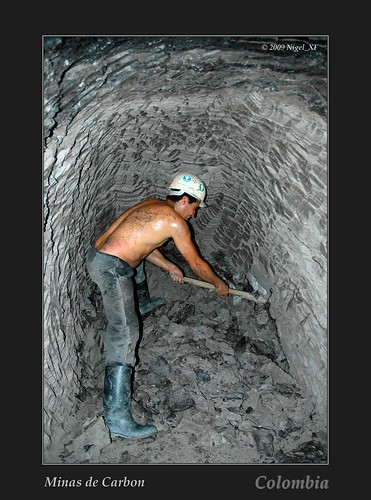 Documentation: Mining in Colombia - Minas de Carbon #9