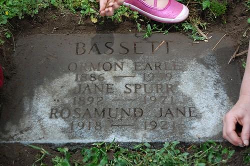 Ormon, Jane, and Rosamund