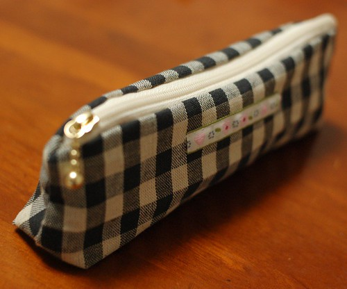 How to make a pen case (17)