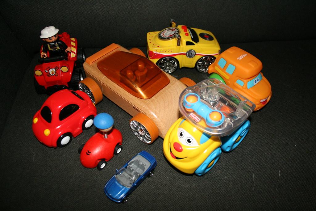 brandon's car collection