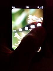 UI trick Palm Pre (2)