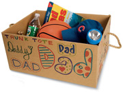 Trunk Tote (Courtesy Family Fun Magazine)