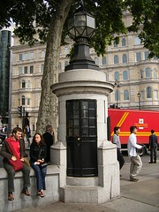Trafalgar Square Police Station