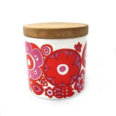 1960s Staffordshire storage jar (Wooden donkey) Tags: