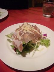 ラバッツァのサラダ