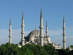 Blue Mosque (rahimadatia) Tags: turkey europa europe day muslim turkiye istanbul mosque clear ottoman bluemosque islamic constantinople