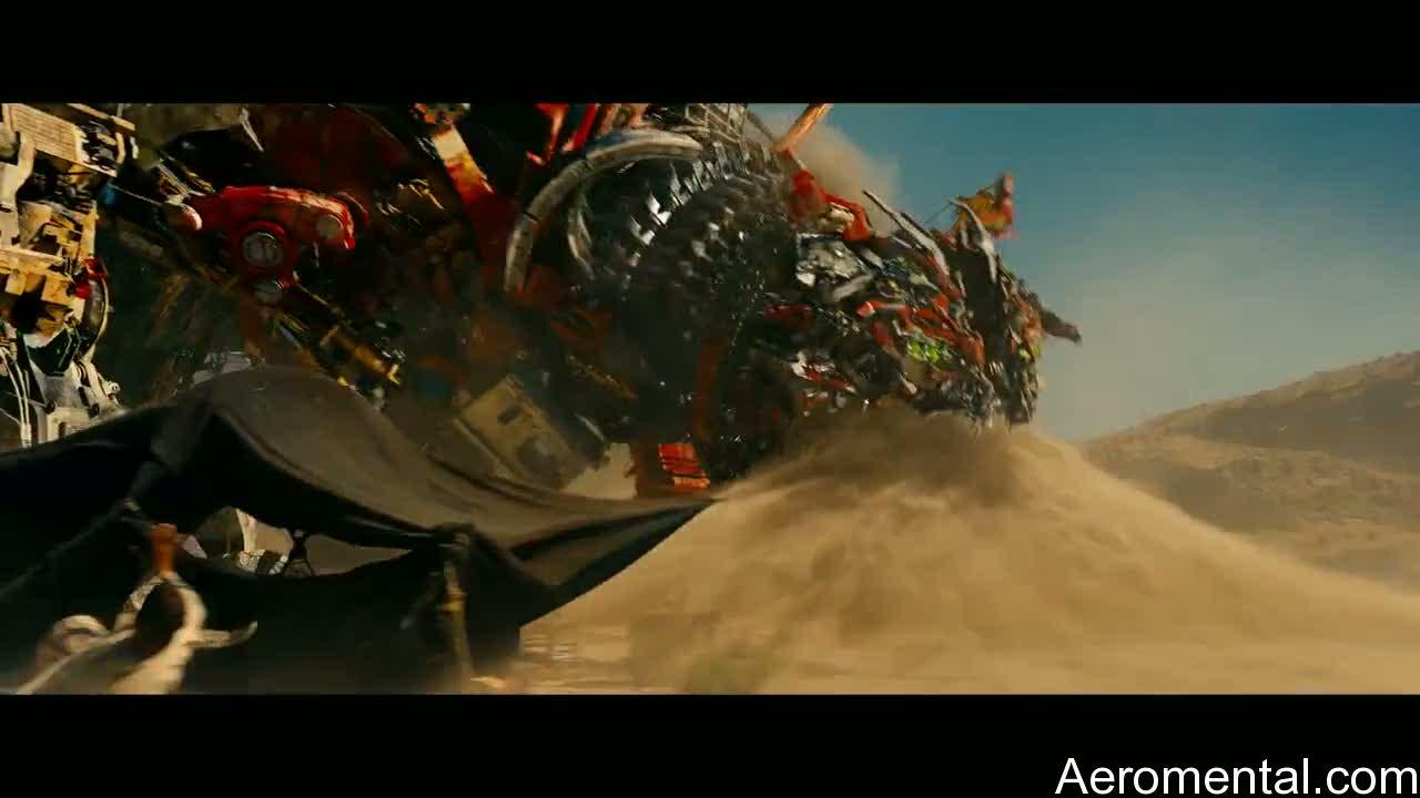Transformers 2 Devastator arena