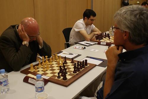 Andrew Borg (MLT) vs Patrick Van Hoolandt (MNC)