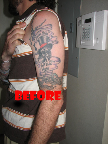 tattoo cover-up. « Previous Post. This entry was posted on Wednesday,