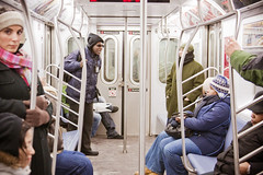 Predicador (Victoriano) Tags: city nyc newyorkcity people musician usa ny newyork station america train subway us metro preacher cities trainstation americans society begger predicador