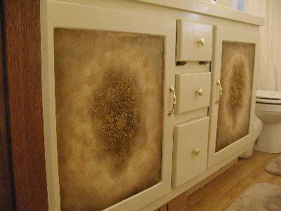 Cupboards Door Make-Over