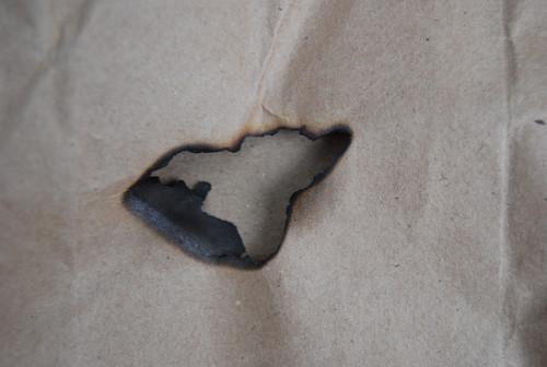 Burnt Paper Texture 07