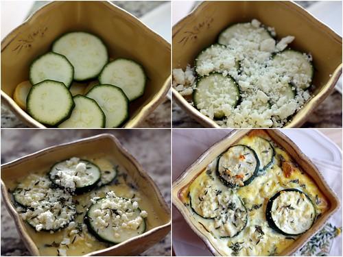 Zucchini & Summer Squash Gratin