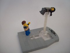 Waterbending - The Bending art. (iJay) Tags: lego avatar bender waterbending jayhenn
