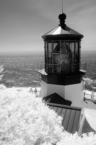 Cape Meares Light infrared no. 2