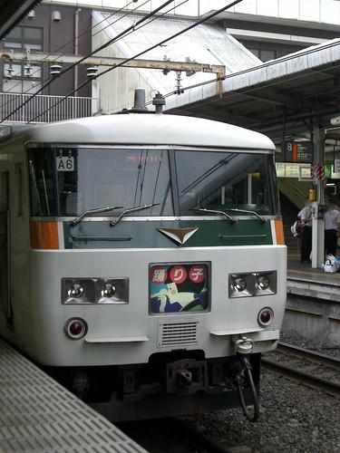 "185系特急踊り子/185 Series Limited Express ""Odoriko"""