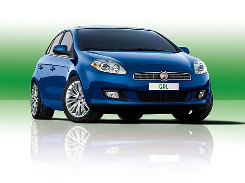 2009 Fiat Grande Punto Natural Power. Grande Punto Natural Power (Set)