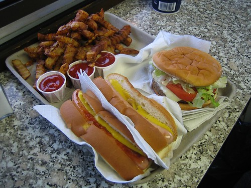 Bolley's Hot Dogs and Burgers in Waterville, Maine