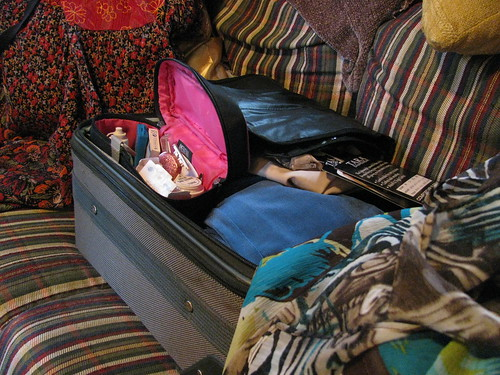 Suitcase to Florida