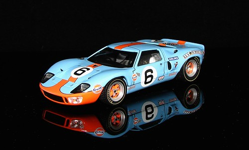 ford gt40. Ford GT40 Mk. I,