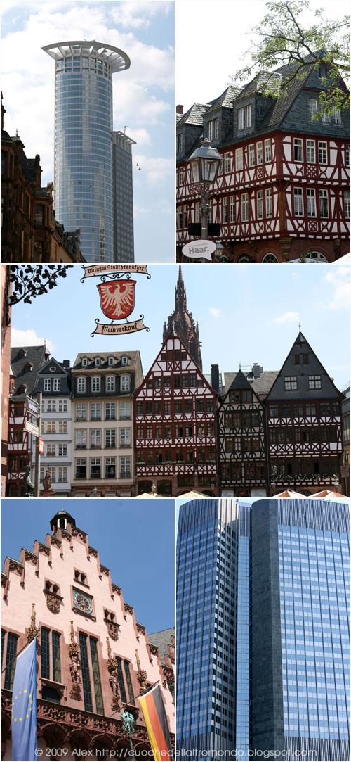 Grattacieli e centro
