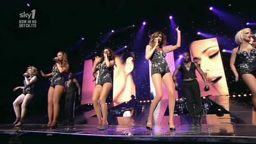 Girls Aloud: Out of Control (8th August 2009) [PDTV (XviD)] preview 2