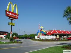 McDonald's Live Oak US Highway 129 & I 10 (USA)