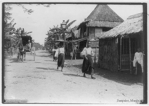 Sampaloc Street 1900s