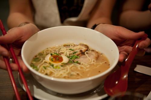 【聚餐】誠屋拉麵