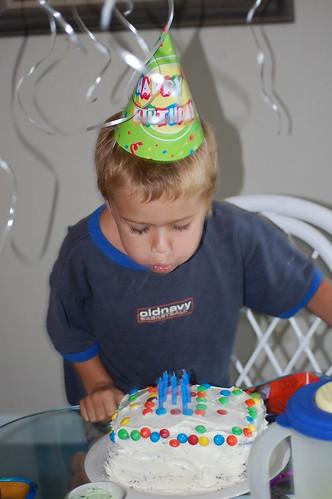 Birthday Boy by you.