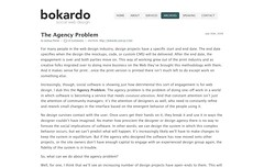 The Agency Problem - Bokardo_1250277869209