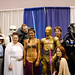 Adrianne Curry Gets in the Spirit