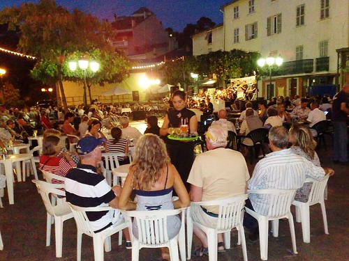 Jazz at Ollioules in France Provence #2