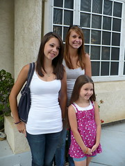 First day of School 2009 (daveparker) Tags: california marina august tracy veronica april 2009 firstdayofschool daveparker firstdayofschool09