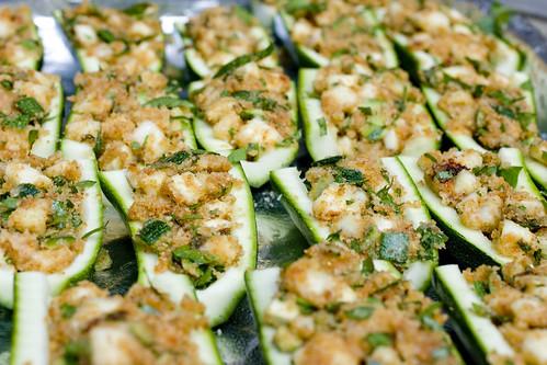 Stuffed Zucchini Boats 3
