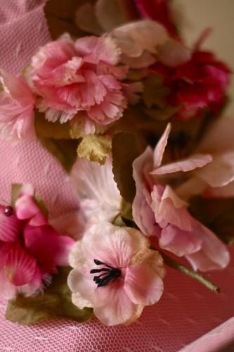 Pink Hat Detail