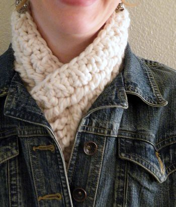 The Fisherman's Wife Neck Warmer