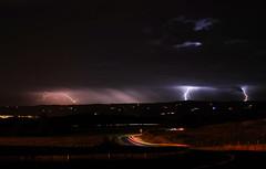 Coup de foudre  Billom-Hill (Rouge663) Tags: storm thunderstorm lightning nuit orage auvergne clair