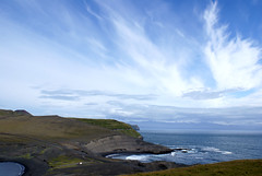 Majestic view from Strhfi (little_frank) Tags: ocean light sea wild summer sky pan